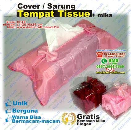 For Tempat Tisu cover tempat tisu sarung tempat tisu souvenir pernikahan