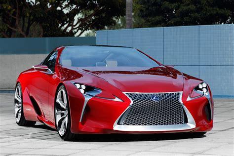 cars gto  lexus lf lc sport coupe concept