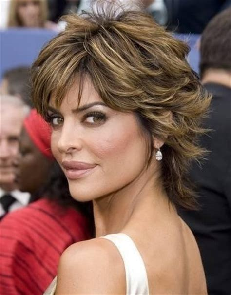 lisa rinna shaggy hairstyle modern shag haircuts choosing the right shaggy look
