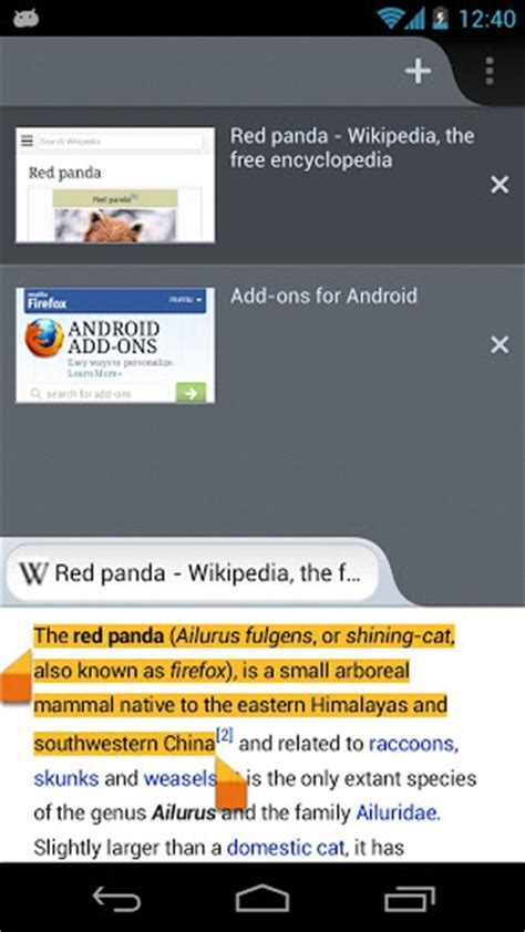 firefox browser for android apk firefox browser 20 0 1 apk for android free wallpaper dawallpaperz