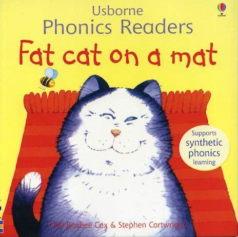 Mat Books Free by Usborne Phonics Readers Cat On A Mat Scholastic Shop