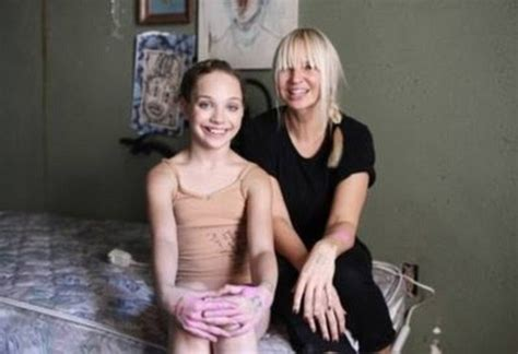 Who Is The Dancer In Sia Chandelier Maddie Ziegler Says Shia Labeouf Took To
