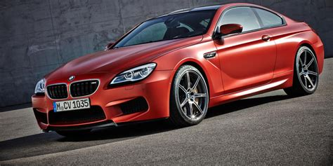 fastest bmw model the fastest bmw coupe is new m6 for 2017 model year