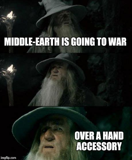 Gandalf Meme - the gallery for gt lord of the rings memes gandalf