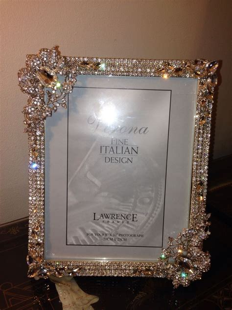 swarovski crystalline picture frame p 1223 1000 images about crystallized picture frames on