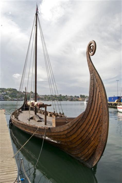 whaling longboat viking ship for sale