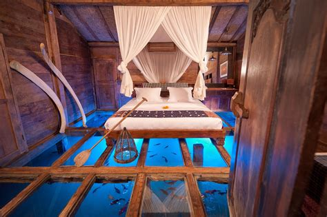 Moisture In Bedroom by Great Ideas Of Fish Tank Bed For Your Glamorous Bedroom