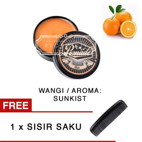 Pomade Qwx 55gram promo minyak rambut tm pomade shine 55gr sunkist terlaris cara merawat rambut