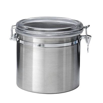 jumbo stainless steel kitchen canister need want buy