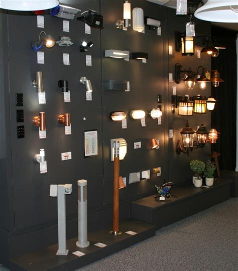 Lighting Retailer And Showroom Lighting Display Wellington