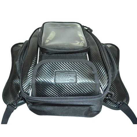 Tank Bag New Andalas Donimoto new black komine fuel tank bag magnetic motorcycle motorbike fuel tank bag saddle bag