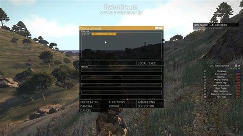 arma 3 console arma3 mod oyc gameoptions debug console解説