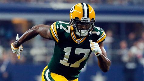 jordy nelson fantasy value 2018 why davante adams is worth the risk in fantasy football as