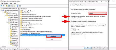 update certificates that use certificate templates windows always on vpn part 1 domain and pki petenetlive