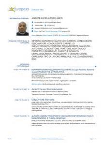 Curriculum Vitae 4 Pics 1 Word by Europass Cv Esp 20150127 Agbonlahor It