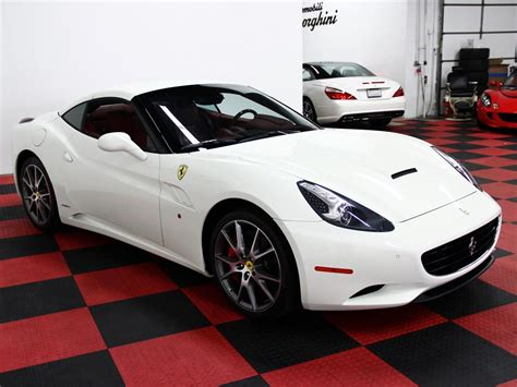 ferrari california 2010 2010 ferrari california