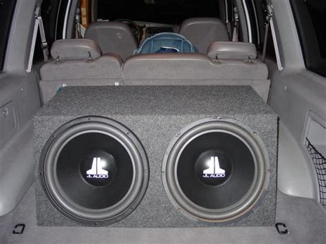 Speaker 18 Inch Ads 1870 800 Watt melocaddie63 2002 cadillac escalade specs photos modification info at cardomain