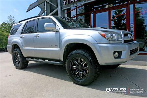 Toyota 4runner Tires Toyota 4runner Custom Wheels Black Rhino 18x Et
