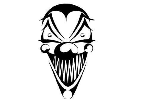 joker tattoo designs black white 40 black and white designs