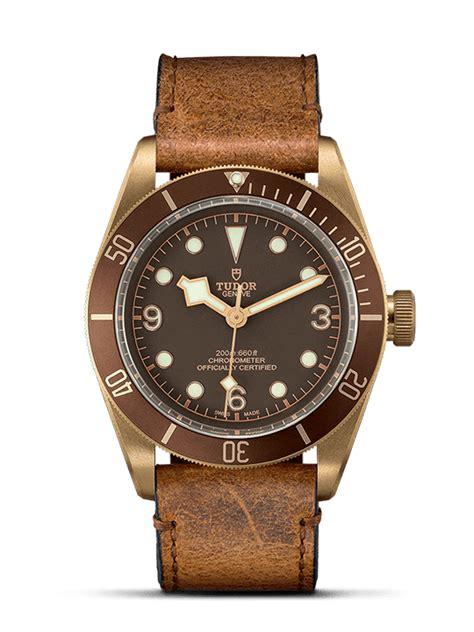 Aus Bronze by Tudor Black Bay Bronze Schweizer Uhren M79250bm 0001