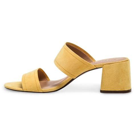 Block Heel Slide Sandals s carolina band block heel slide sandals