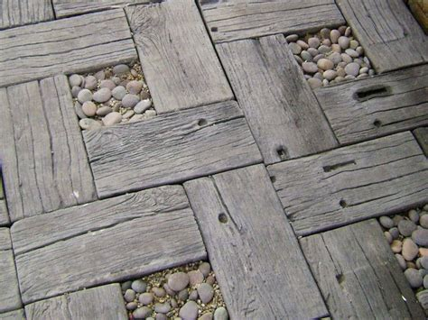 wood grain concrete pavers concrete pavers wood grain