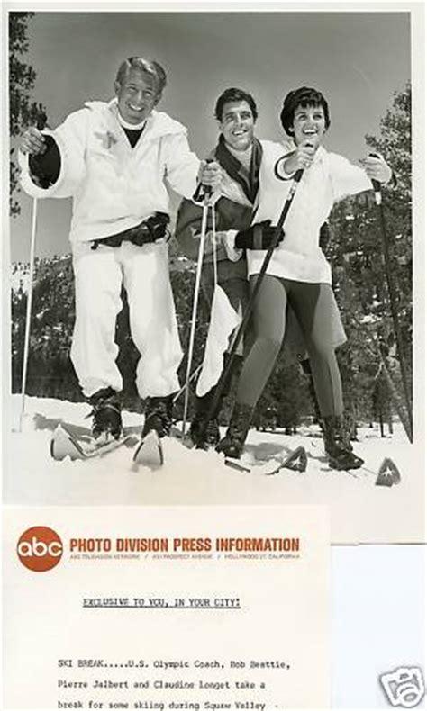 claudine longet ski pierre jalbert claudine longet sitcoms online photo