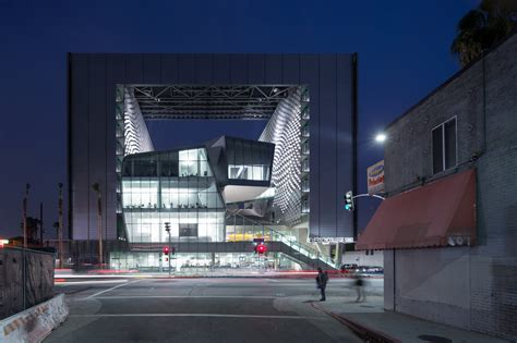 los angeles architects emerson college los angeles morphosis architects archdaily