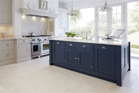 Kitchens With Blue Cabinets | blue kitchen cabinets pictures quicua com