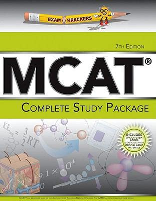 Pdf Examkrackers Mcat Complete Study Package examkrackers mcat complete study package rent