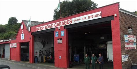 Rd Garage by Marsh Road Garages Contact