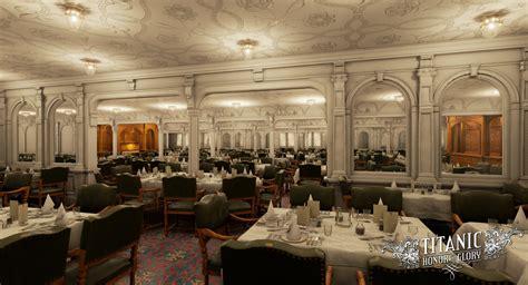 privater speisesaal nyc bildergalerie titanic honor innenansichten