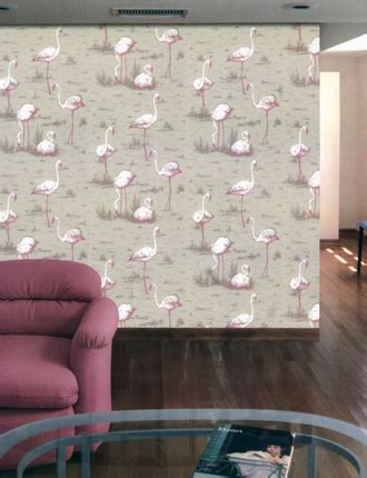 flamingo wallpaper cole and son buy cole and son flamingos wallpaper alexander interiors
