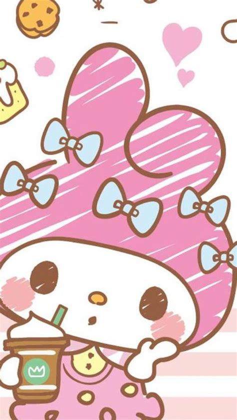 hello kitty character wallpaper 2270 best my melody images on pinterest sanrio hello