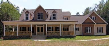 Farmhouse Plans by Low Country Farmhouse Plan With Wrap Around Porch