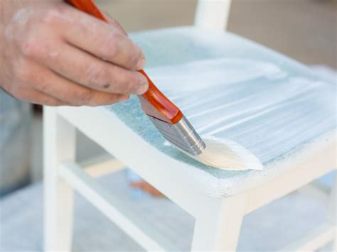 Decoupage Steps - upcycle a plain chair with a decoupaged map hgtv