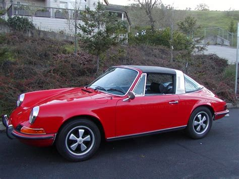 Difference Between Porsche 911 And 912 by 1969 Porsche 912 Targa German Cars For Sale