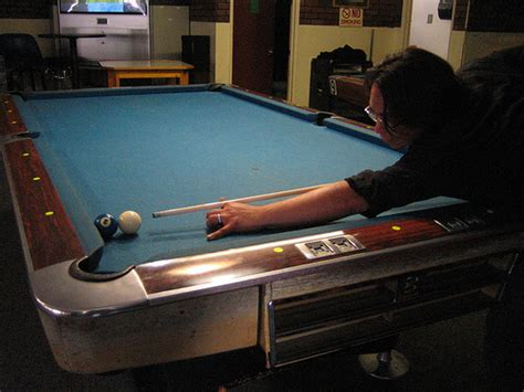 pool table system system on pool table