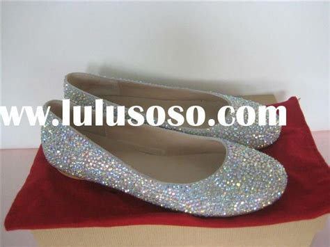 flat wedding shoes with bling bling bling crystals flat wedding shoes june 1 2013