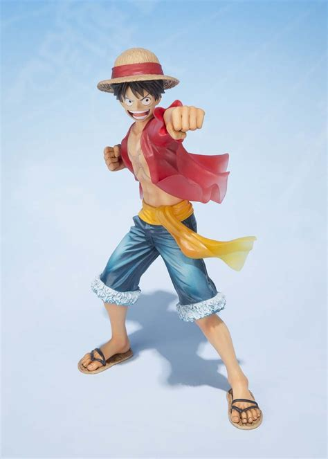 Bandai Figuarts Zero Monkey D Luffy One Gold Limited bandai tamashii nations figuarts zero monkey d luffy 5th anniversary edition quot one