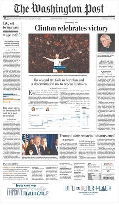 News Articles From 2015 View Articles From 2006 2007 2008 | the washington post wikipedia