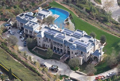 top 10 most expensive properties in brentwood los angeles