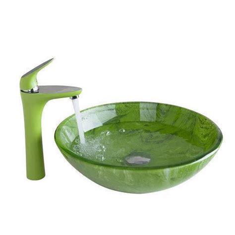 green glass bathroom sink popular green glass basin buy cheap green glass basin lots