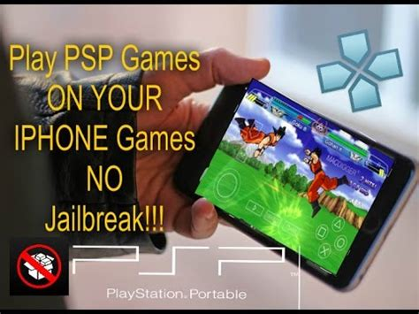 i mod game no jailbreak play psp games on any idevice no jailbreak ios 9 and up