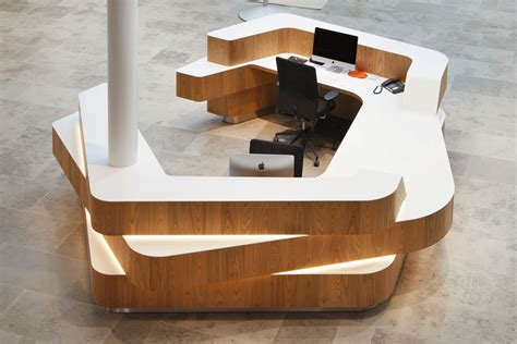 how to build a reception building a reception desk how to build a curved