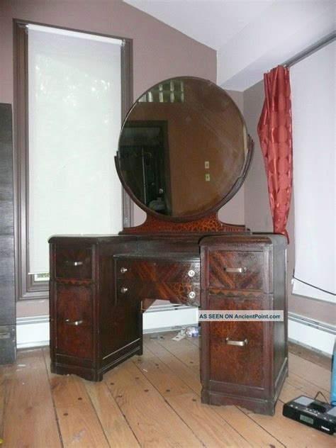 vintage vanity dressing table 1900