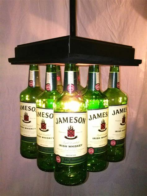Whiskey Bottle Chandelier Whiskey Bottle Bar Light Table Chandelier Liquor Bottle Desk Ls Hookah Pipes