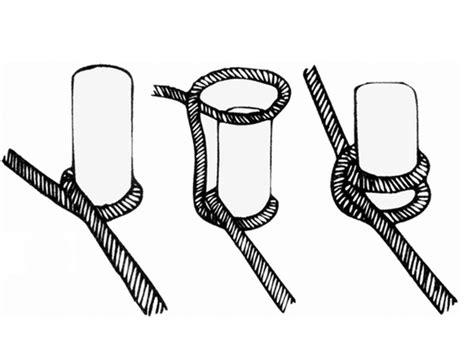 boat dock line knots how to tie up a boat fishtrack