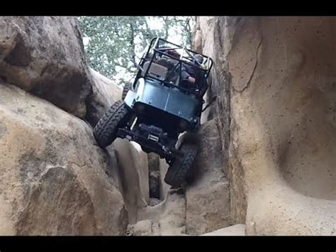 R C Rock Crawler 4wd Offroad 4x4 Rally Car 1 16 rc jeep 52 scale rock crawling at the doovi