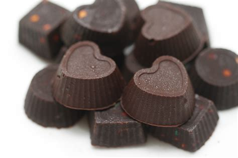 how to make chocolate hearts for valentine s day 6 steps